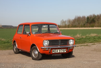 Picture of 1976 Leyland Mini Clubman 998cc automatic, 20k miles For Sale