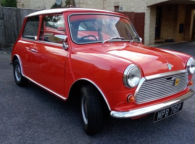 Picture of 1976 850 British Leyland Mini For Sale