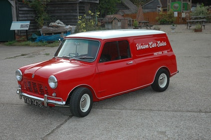 Picture of 1978 Mini Van For Sale