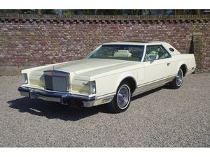Picture of 1979 Lincoln Mark V Superb original example, first paint, only 25 For Sale