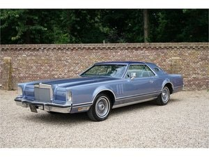 Picture of 1979 Lincoln Mark V Designer Edition Givenchy! Superb original co For Sale