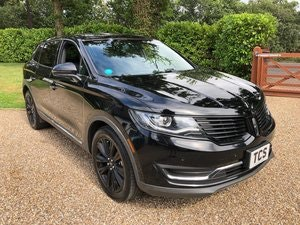 Picture of 2019 19-plate Lincoln MKX 2.7i V6 EcoBoost AWD Automatic Resreve For Sale