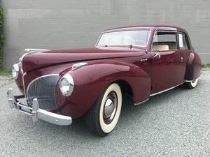 Picture of 1941 Lincoln Continental V-12 Coupe SOLD by Auction