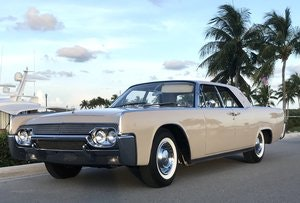 Picture of 1961 Lincoln Continental Sedan For Sale