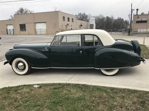 1941 Lincoln Continental 2DR Coupe For Sale (picture 3 of 6)