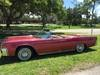 1963 Lincoln Continental 4DR Convertible