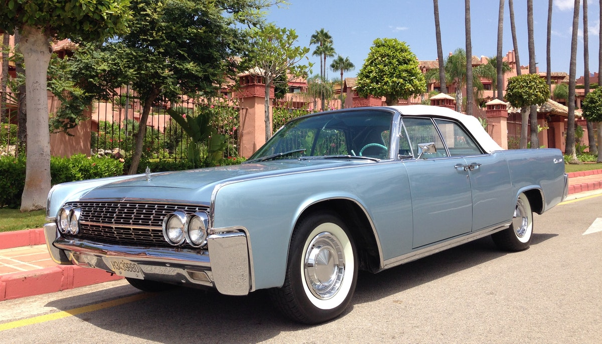 1962 Lincoln Continental convertible For Sale (picture 2 of 12)
