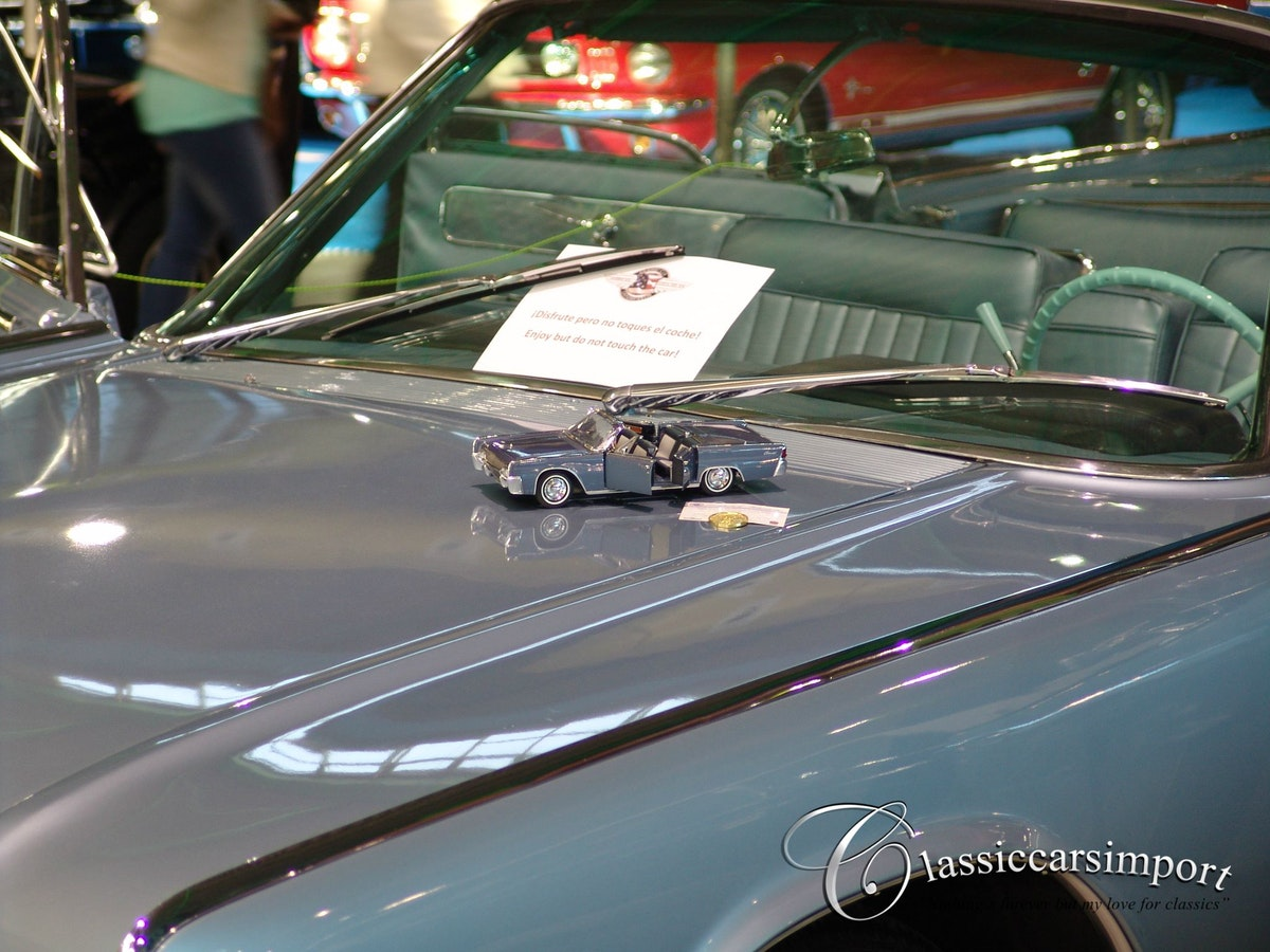 1962 Lincoln Continental convertible For Sale (picture 7 of 12)