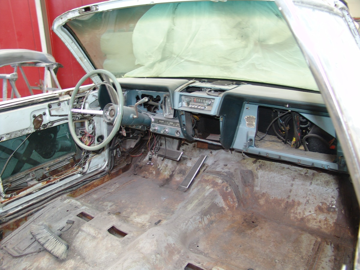 1962 Lincoln Continental convertible For Sale (picture 12 of 12)