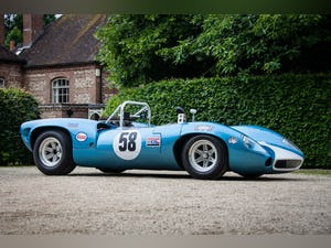 1965 Lola T70 Mk1 Chassis SL70/3 FIA HTP until 2027 For Sale (picture 1 of 8)