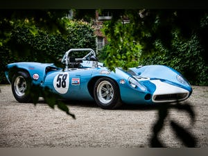 1965 Lola T70 Mk1 Chassis SL70/3 FIA HTP until 2027 For Sale (picture 6 of 8)