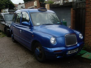 2006 Nice blue TX2 London Taxi For Sale (picture 2 of 5)