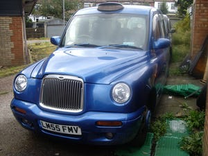 2006 Nice blue TX2 London Taxi For Sale (picture 3 of 5)
