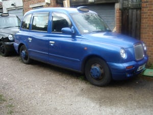 2006 Nice blue TX2 London Taxi For Sale (picture 5 of 5)