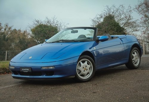 "1994 Very rare Lotus Elan 1.6 Turbo SE ""M100"" For Sale (picture 1 of 6)"