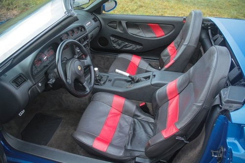 "1994 Very rare Lotus Elan 1.6 Turbo SE ""M100"" For Sale (picture 4 of 6)"