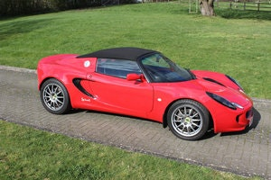Picture of 2002 Lotus Supercharged Honda Elise Sprint - 20,000miles SOLD