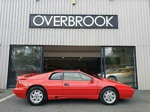 1988 LOTUS ESPRIT TURBO 2 FORMER KEEPER *23K MILES FROM NEW For Sale (picture 1 of 6)