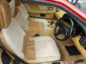 1988 LOTUS ESPRIT TURBO 2 FORMER KEEPER *23K MILES FROM NEW For Sale (picture 4 of 6)