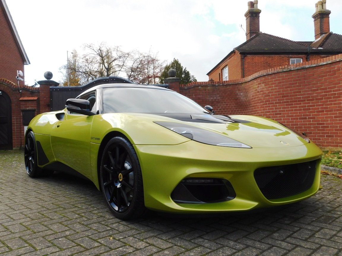 2020 New Lotus Evora GT410 Sport  Pre reg with 0% offer For Sale (picture 1 of 11)