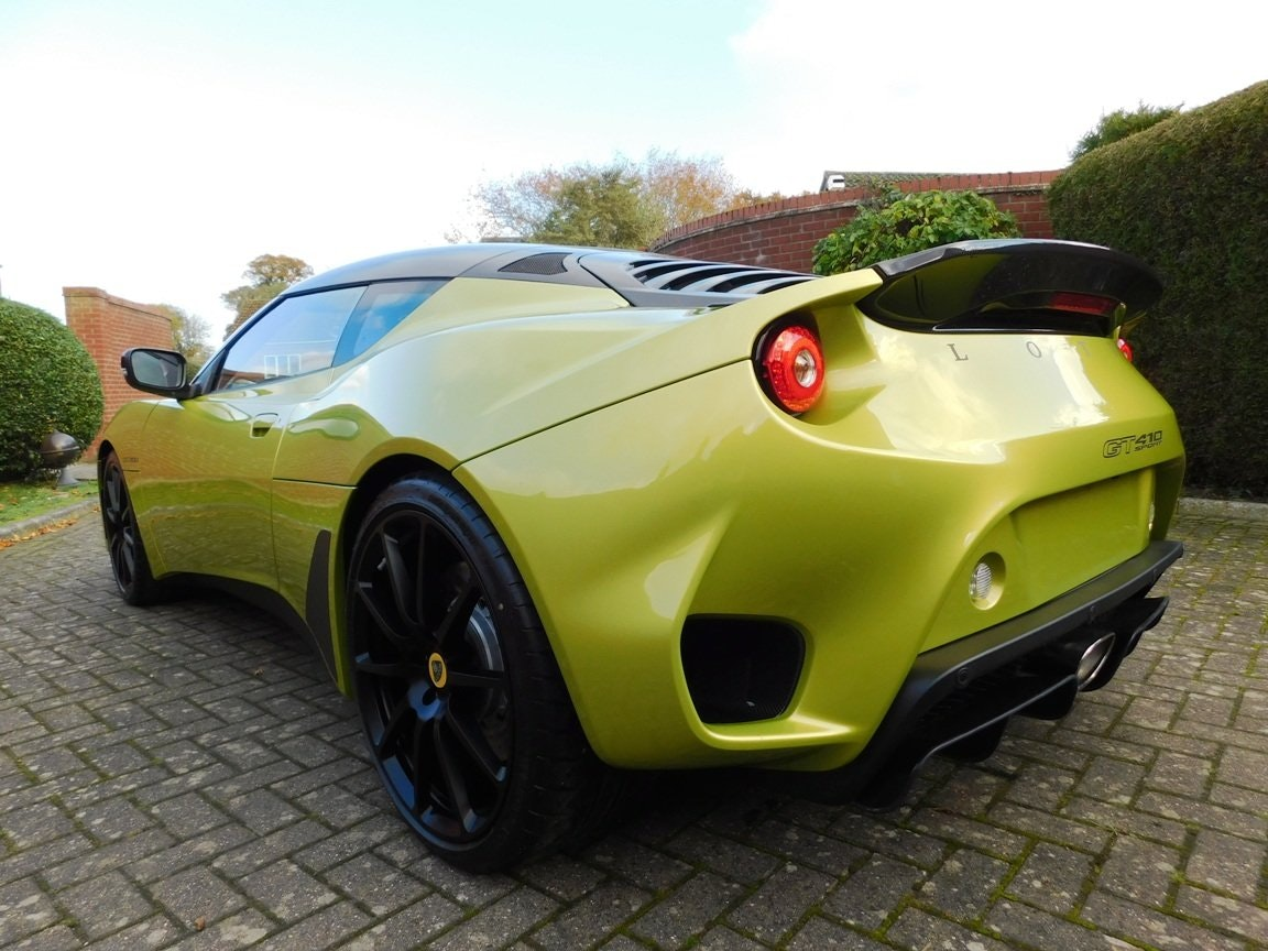 2020 New Lotus Evora GT410 Sport  Pre reg with 0% offer For Sale (picture 5 of 11)