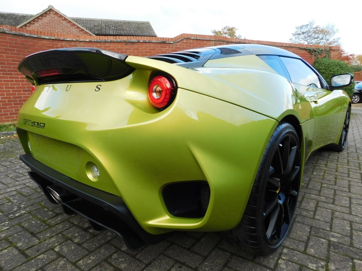 2020 New Lotus Evora GT410 Sport  Pre reg with 0% offer For Sale (picture 6 of 11)