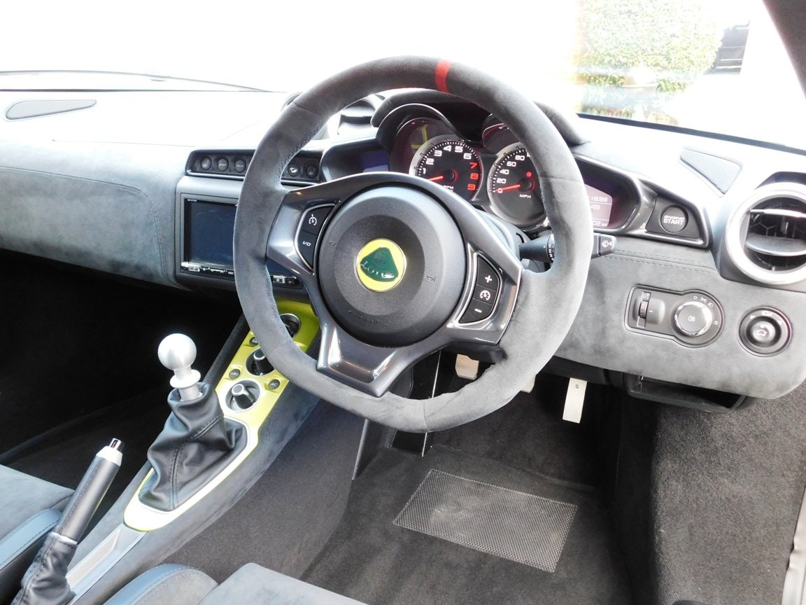 2020 New Lotus Evora GT410 Sport  Pre reg with 0% offer For Sale (picture 8 of 11)