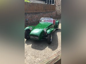 1963 Lotus Seven S2 fully rebuilt first reg 1962 For Sale (picture 1 of 6)
