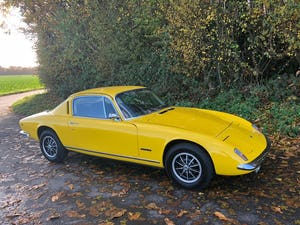 Lotus Elan+2S130/4, 1973. Brilliant in Lotus Yellow (LO7)  For Sale (picture 1 of 6)