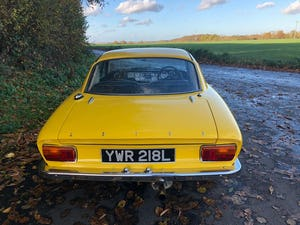 Lotus Elan+2S130/4, 1973. Brilliant in Lotus Yellow (LO7)  For Sale (picture 3 of 6)