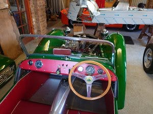 1963 Lotus Seven S2 fully rebuilt first reg 1962 For Sale (picture 5 of 6)