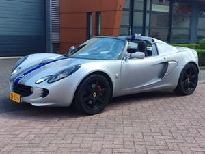 2002 Lotus Elise S2 LHD For Sale (picture 1 of 6)