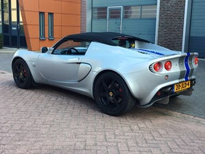 2002 Lotus Elise S2 LHD For Sale (picture 2 of 6)