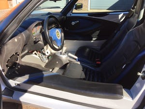 2002 Lotus Elise S2 LHD For Sale (picture 3 of 6)