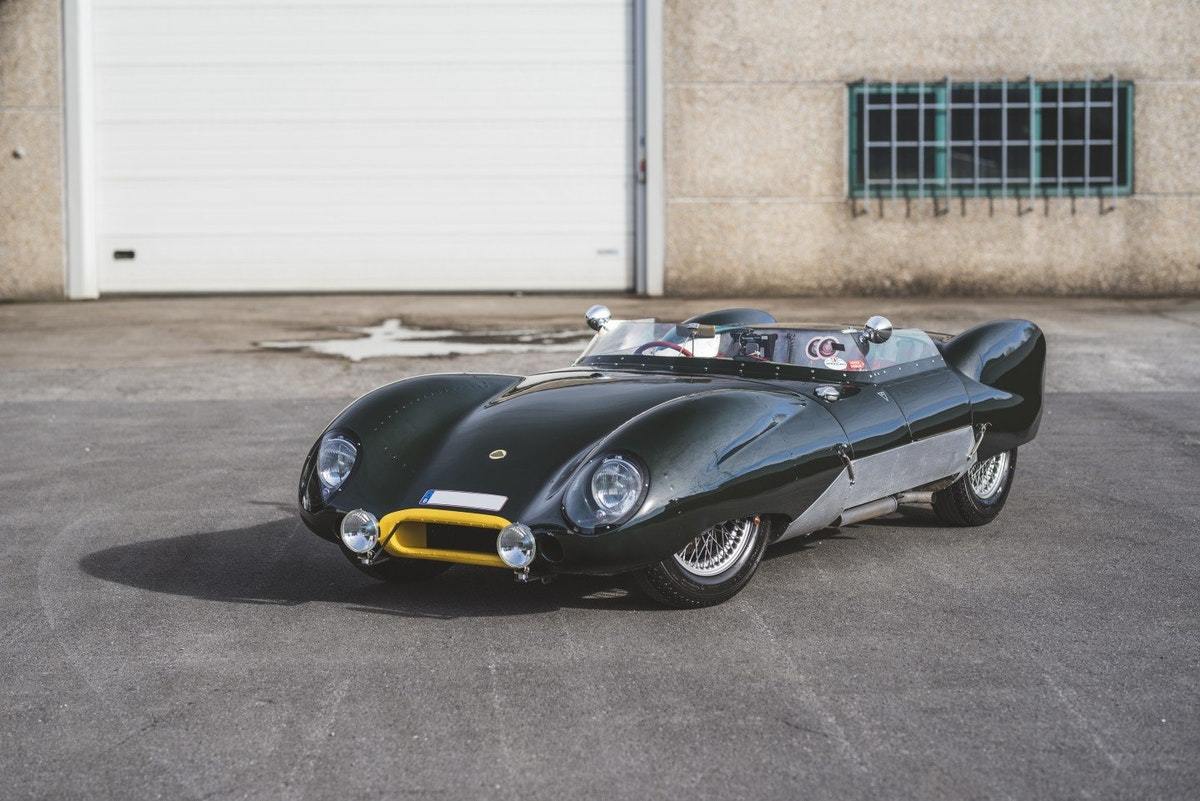 1956 LOTUS XI For Sale (picture 1 of 6)