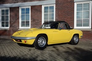 Picture of Lotus Elan S4 1969 yellow For Sale
