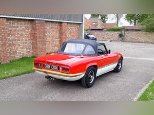 Lotus Elan Sprint 1972 Drophead Coupe £35k Spent Owned 1981 For Sale (picture 7 of 12)