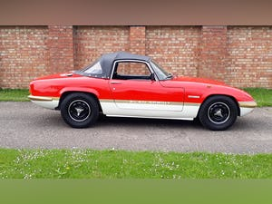 Lotus Elan Sprint 1972 Drophead Coupe £35k Spent Owned 1981 For Sale (picture 9 of 12)