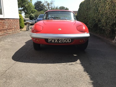 Picture of 1966 Lotus Elan For Sale