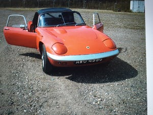 1968 Lotus Elan convertible For Sale (picture 5 of 12)