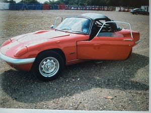 1968 Lotus Elan convertible For Sale (picture 10 of 12)