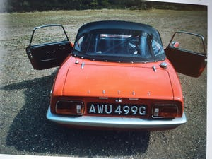 1968 Lotus Elan convertible For Sale (picture 11 of 12)