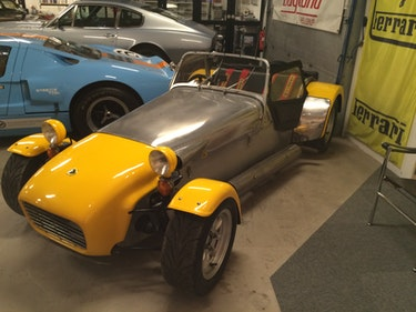 Picture of 1962 Lotus Super Seven For Sale