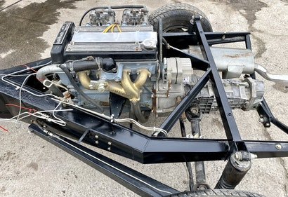 Picture of 1973 Project: Lotus Europa Special Twin Cam Big Valve For Sale