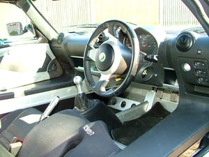 2009 LOTUS ELISE 111 S IN STARLIGHT BLACK SOLD (picture 7 of 12)