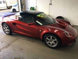 1999 Lotus S1 Elise 111S For Sale (picture 2 of 5)
