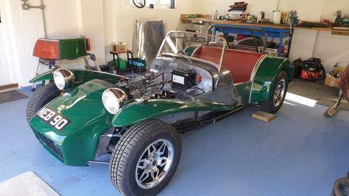 Picture of 1962 Lotus 7 s2 SB1309 For Sale