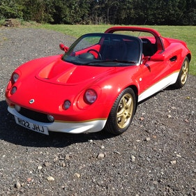 Picture of 1997 Lotus Elise S1 SOLD