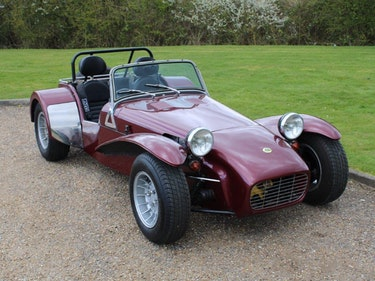 Picture of 1965 Lotus Seven 1700 at ACA 1st and 2nd May For Sale by Auction