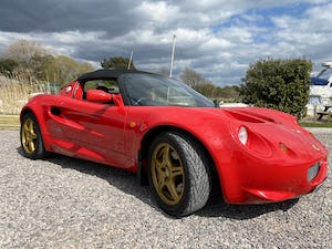 1999 Lotus Elise 160 Supersport Bell & Colvill For Sale (picture 1 of 10)